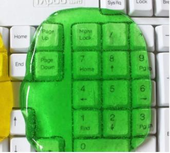 键盘清洁泥/键盘清洁胶质检报告办理